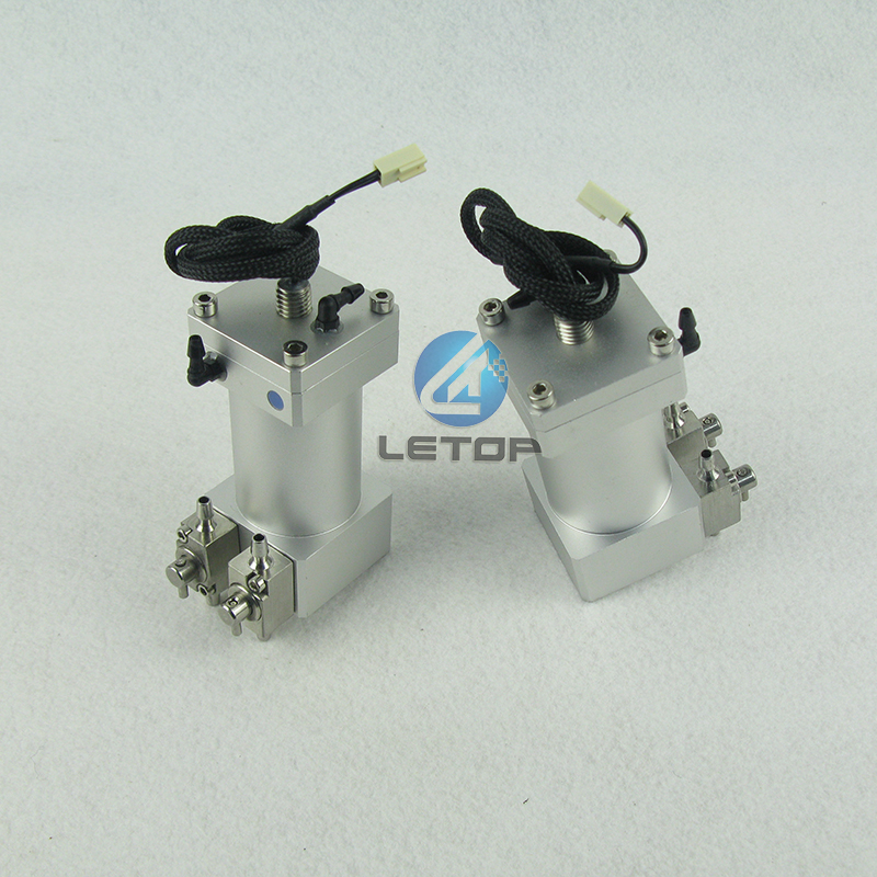 LETOP Outdoor Printer Two-Valve Aluminum Ink Tank