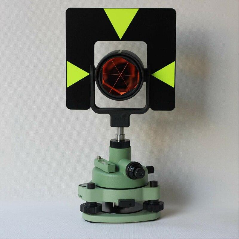 Verde novo Single Prism Base Nivelante SET Sistema PARA Estação Total Topografia