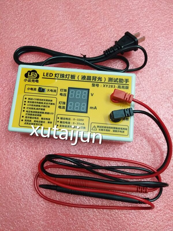 Output 0-320V LED lamp beads Backlight strip Tester Tool Smart-Fit Voltage for All Size LCD TV Do not disassemble the screen цены онлайн