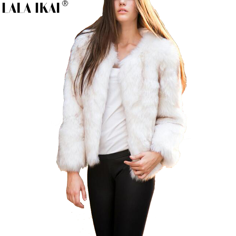 Compare Prices on White Fur Coats- Online Shopping/Buy Low Price ...