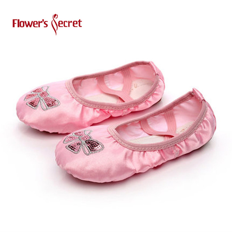 Embroidered SATIN SEQUIN dance shoes soft soled ballet shoes sequin embroidered zip up jacket page 2
