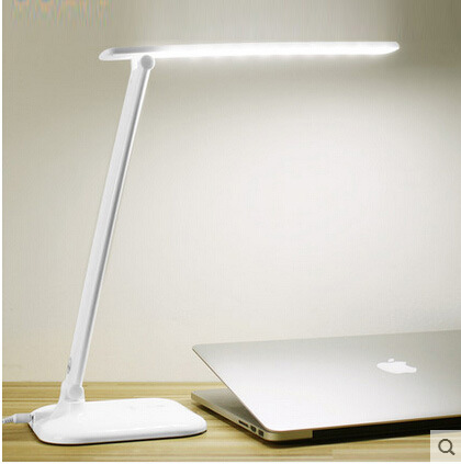 Study desk dormitory, led eye lamp, children's folding desk lamp, light reading lamp creative fashion led touch small lamp dc plug eye study with college students dormitory dormitory goggle led book