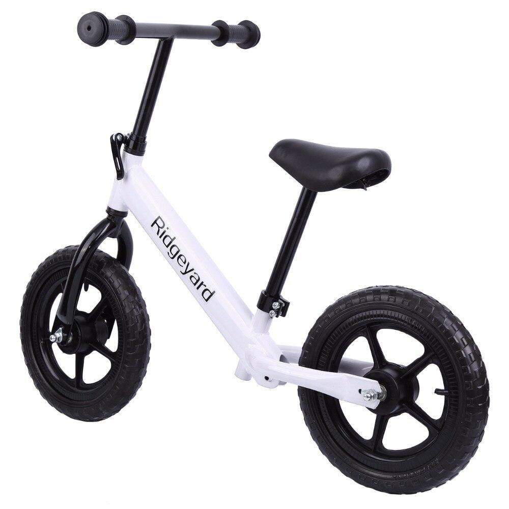 (По умолчанию установлена доставка от нас) 12 баланс велосипед детский lenrning ходунки для велосипеда, классичечкое детское No Pedal научиться езд