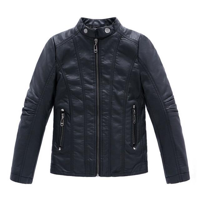 Infantil jaqueta de couro PU jaqueta de couro Jaqueta de couro infantil Infantis Meninos do sobretudo Crianças casacos Sobretudo infantil Crianças