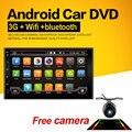 """2 Din Android 4.4 Полный Сенсорный ПК Автомобиля Tablet двойной 2din аудио 7 """"GPS Navi Стерео Радио без DVD mp3-плеер Bluetooth"""
