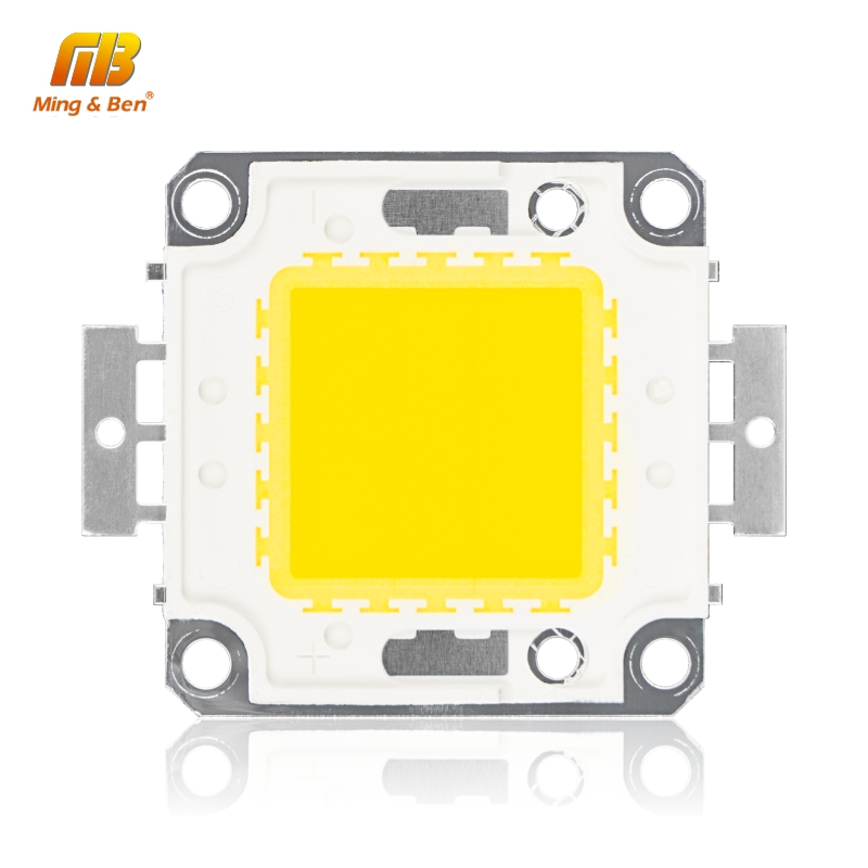 LED Beads Chip 10W 20W 30W 50W 100W High Brightness 9-12V 30-36V Cold White Warm White DIY For Floodlight Spotlight Needs Driver