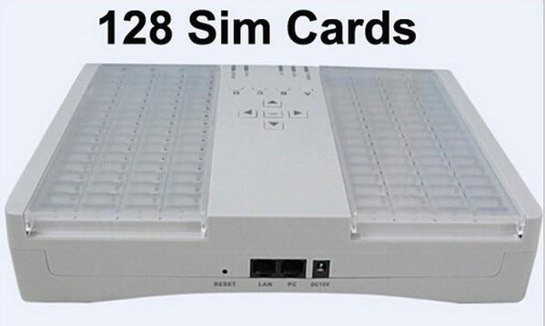 SMB128 Порты и разъёмы Sim банк дистанционное управление GOIP-1, GOIP-4, GOIP-8, GOIP-16, 32 gsm voip-шлюз