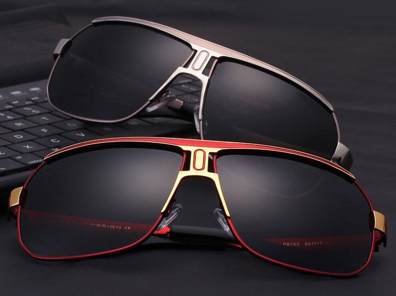 Aluminum-Magnesium-Men-s-Polarized-Sunglasses-Men-Sports-Coating-Mirror-Sun-Glasses-Driving-Outdoor-Polaroid-Glass