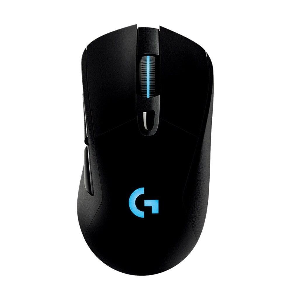 Original Logitech G703 vitesse de la lumière USB souris de jeu sans fil RGB souris Programmable 12000DPI souris Gamer souris sans fil 19Jul03