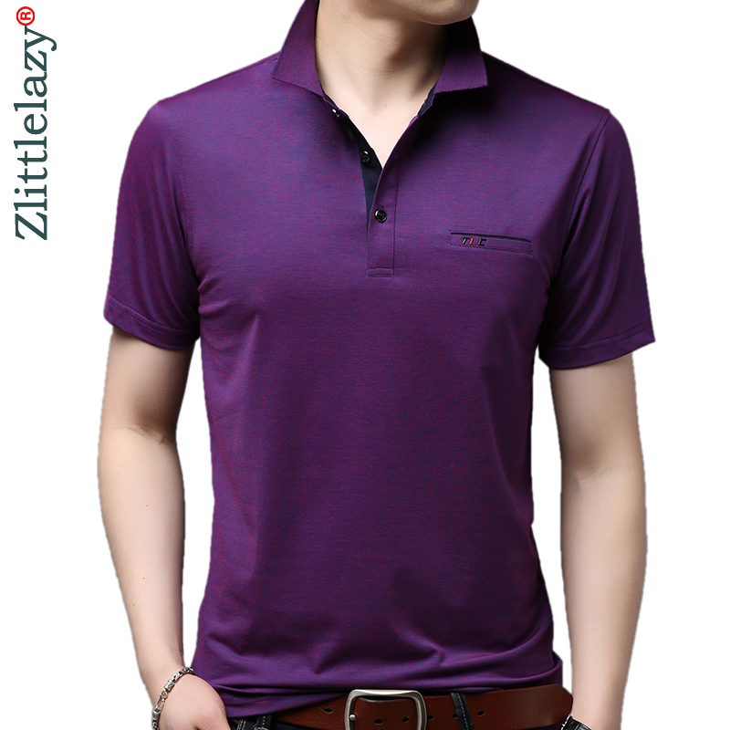 2019 brand casual summer fitness short sleeve polo shirt men poloshirt jersey pocket mens polos tee shirts dress fashions 62901