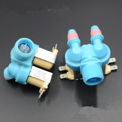 1pcs washing machine water inlet valve solenoid valve DC62 00311C good working