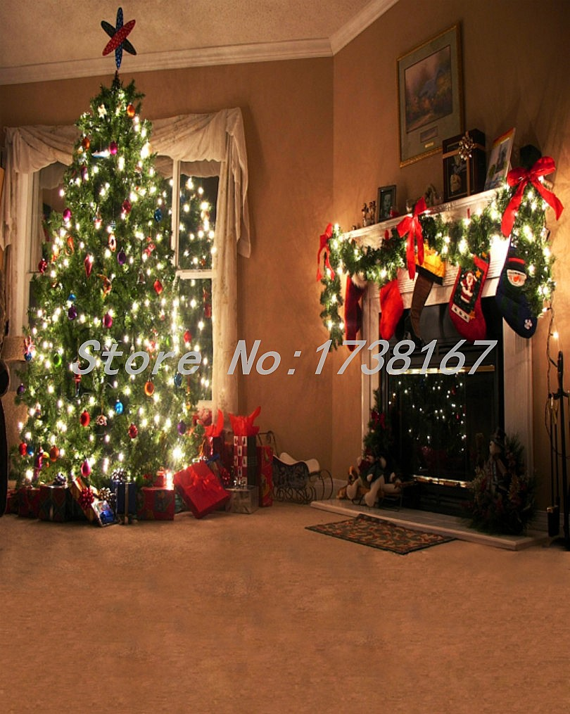2015 New Newborn  Photography Background Christmas Vinyl  Backdrops 200cm *300cm Hot Sell Photo Studio Props Baby L866 200x400cm 7x14ft photo background studio vinyl backdrop screen digital printing newborn photography props f342