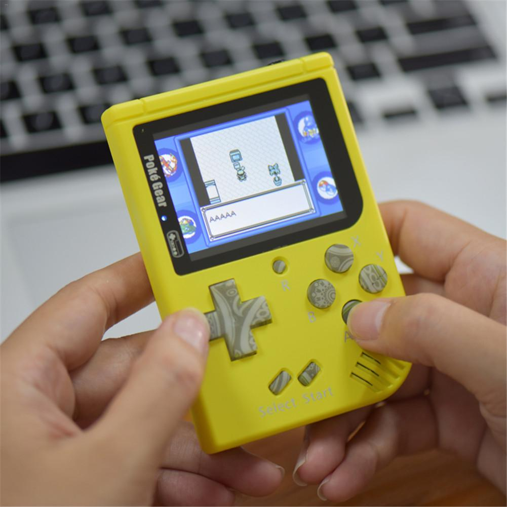 Retro Portable Mini Handheld Game Console 32-Bit 2.5 Inch Color LCD Kids Color Game Player For All Age Groups