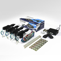 CARCHET 12V Car Remote Control Set Central Locking Lock Superheterodyne Receiving Distance with JC 05 Remote Control Kit