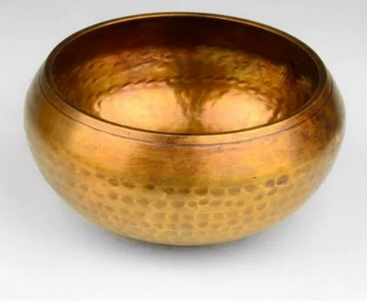Antique Bowl To The Copper Bowl Bowl Buddha Nepal Buddhist Meditation Decoration Bronze Factory Outlets