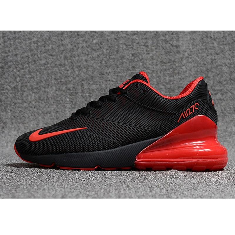 Nike Airmax 270 Flyknit Hommes chaussures de course Nike Air Max 270 D'origine Respirant Sport baskets d'extérieur AO1023 Air 270