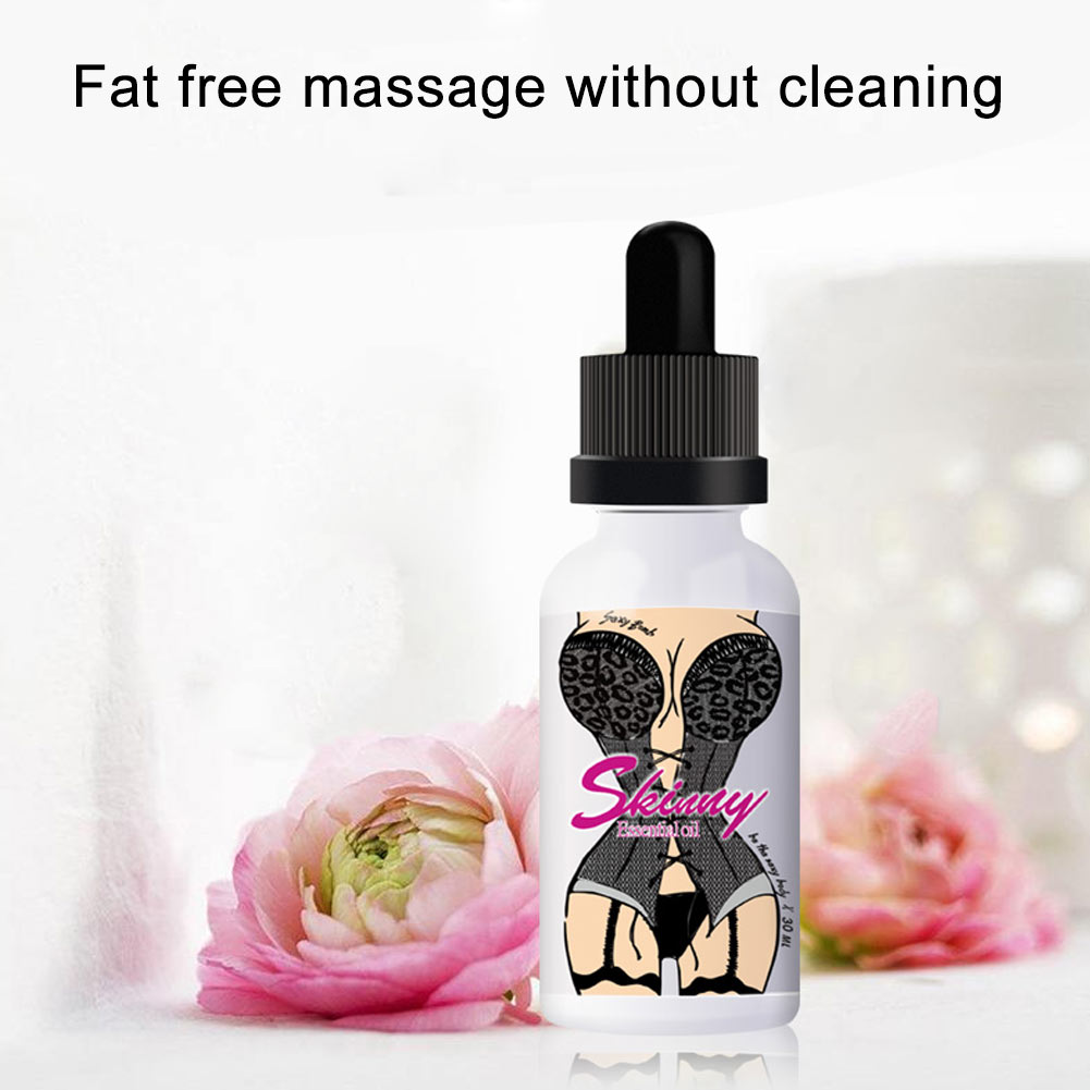30ml Body Shaping Firming Essential Oil Slimming Fat Burning Thin Leg Waist Weight Loss Products SN-Hot
