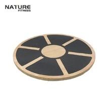Высокое качество Диаметр 395 мм деревянный Доски для балансирования с нескользящей площадку