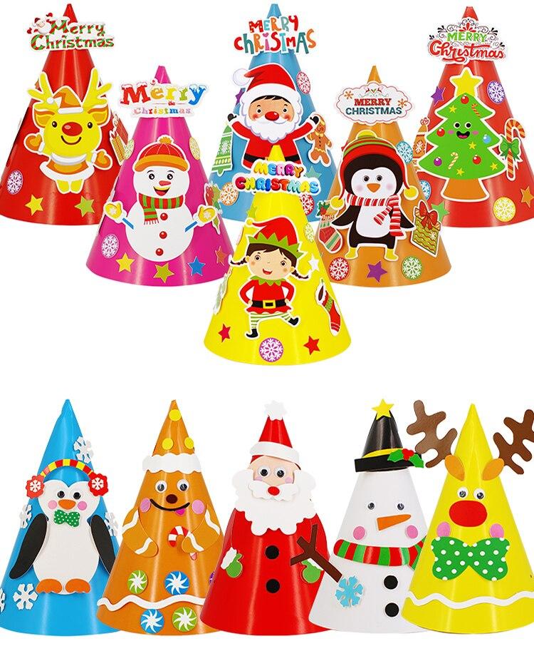 Merry Christmas Foam Hat