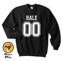 Derek Hale Teen Wolf Clothing 00 Women Crewneck Sweatshirt Unisex More Colors XS - 2XL-C812