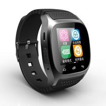 Smart Watch Pour Android Téléphone Sport Intelligent Bluetooth M26 De Luxe Montre-Bracelet avec Cadran SMS Rappelez Podomètre