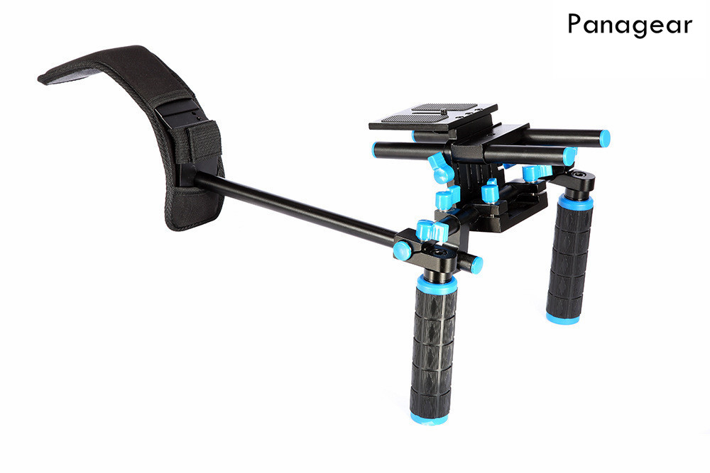Panagear DSLR Movie Video Making Rig Set System Kit for Camcorder or DSLR Camera Such as Canon Nikon Sony Pentax Fujifilm стулья для салона thailand such as