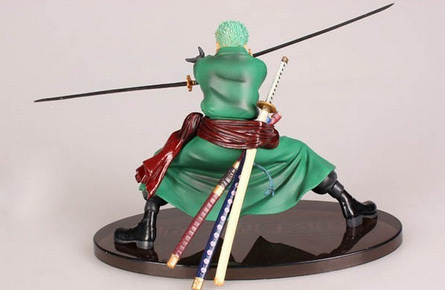 One Piece Roronoa Zoro PVC Anime Action Figure Toys