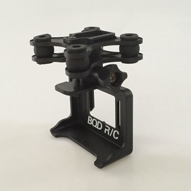 Universal Gimbal W/Camera Holder Stand For Syma X8C RC Quadcopter Drone Black
