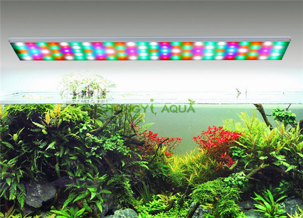 1 Piece Chihiros RGB-Series LED Lights Plant Grow Light Fish Tank Multi-color Plant Lights Aquarium Three Primary Colors Lights