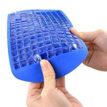 160 Rejillas DIY Creativo de Silicona Bandeja de Cubitos de Hielo Congelado Helado Fabricante Barra de Herramientas Accesorios de Cocina