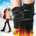 Горячая MS Sexy дешевые новый 2016 женские девушки Пара осень зима плюс бархат утолщение тепловой плотно плюс размер комбинезон женский колготки