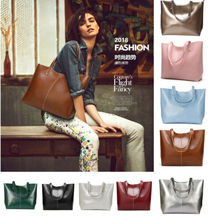 Womens Leather Fashion Messenger Handbag Lady Totes Purse new trend Crossbody Bag