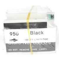 Empty Refillable Ink Cartridges 8100 8600 950 951 Printer For HP With Auto Reset Chip