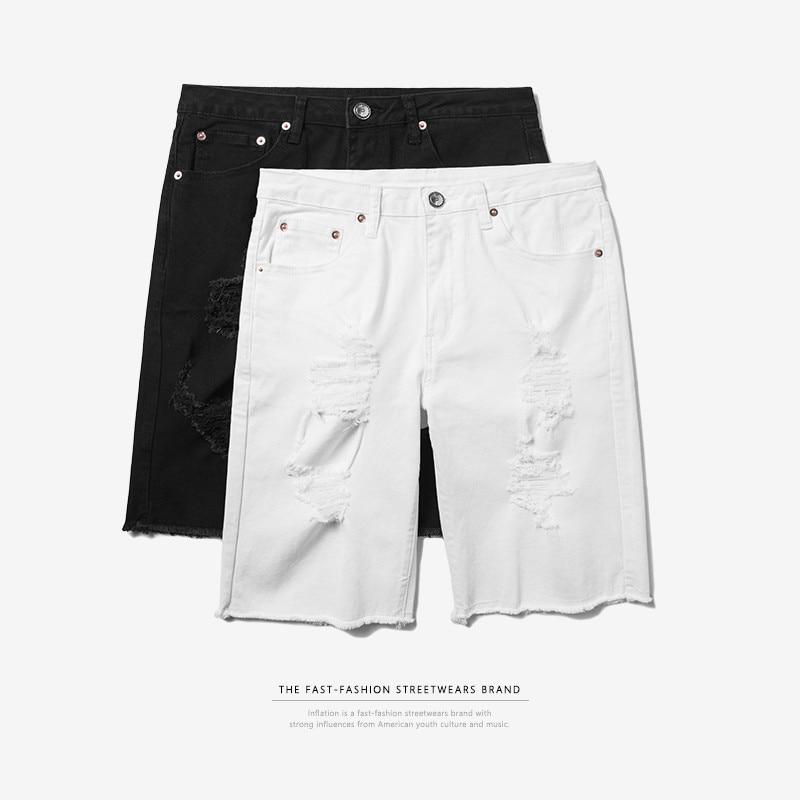 Mens White Short Shorts Promotion-Shop for Promotional Mens White ...