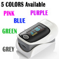 Finger pulse oximeter SPO2 PR monitor  waveform 6 Display Modes Blood Oxygen Monitor Ossimetro oxymetre