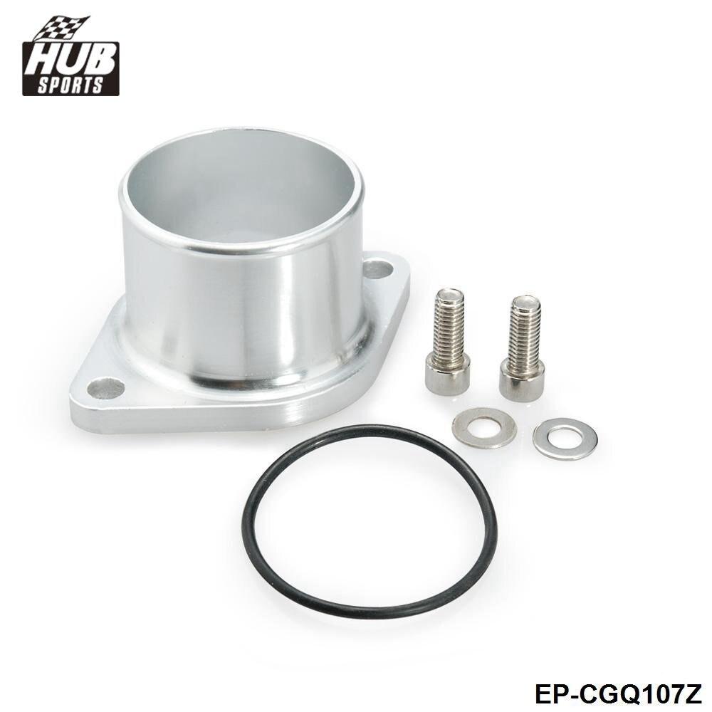 """Prix pour Hubsports-Turbo Compresseur Inlet Adaptateur Bride 2.5 """"Garrett pour Nissan GT25 GT28 T25 T28 HU-CGQ107Z"""