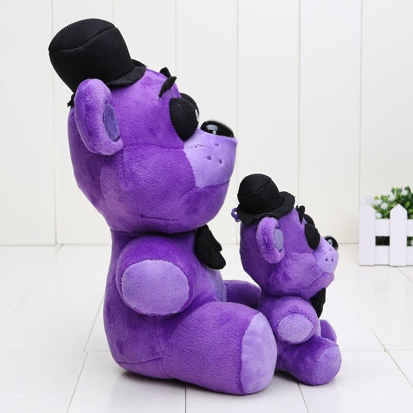 25cm-14cm-Five-Nights-At-Freddy-Plush-toys-FNAF-Golden-Fazbear-Nightmare-Fredbear-Mangle-Plush-Pendant-Toy-2