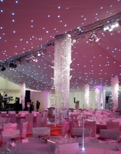 (H)120cm(4ft) (W)22cm CRYSTAL BEADED COLUMN Banquet canopy & Buy metal roof canopies and get free shipping on AliExpress.com