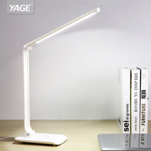 led office table lamp desk table light led desk lamps flexo flexible lamp table light bureaulamp led lamp table Cold/Warm Light цена