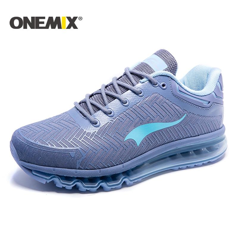 Onemix 2017 ерлерге арналған аяқ киім Еркектерге арналған бренд спорттық кроссовары ашық жүретін аяқ киім ерлерге арналған жеңіл жүгіру триккинг кроссовки ер