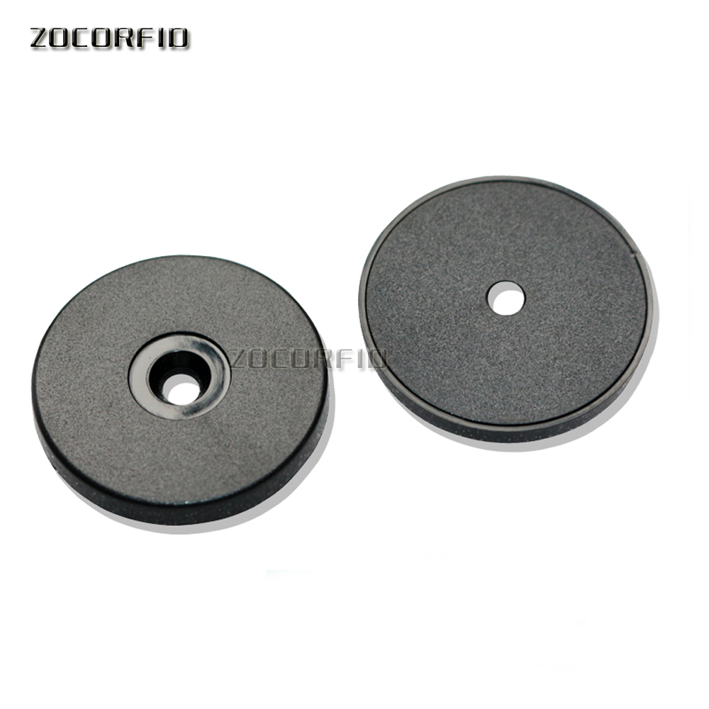 10pcs Free Shipping RFID Patrol Point /RFID Tag 125KHz 30mm Diameter Proximity Coin Tags  For  Guard Tour Patrol System