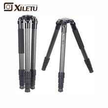 Xiletu L404C Aluminum Professional Tripod for camera stand / DSLR video tripods Large Diameter 40mm