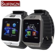 SIM/tf Reloj Inteligente para Android teléfono Bluetooth 3.0 Reloj Smartwatch Teléfono PK GT08 A1 Reloj Soporte facebook whatsapp