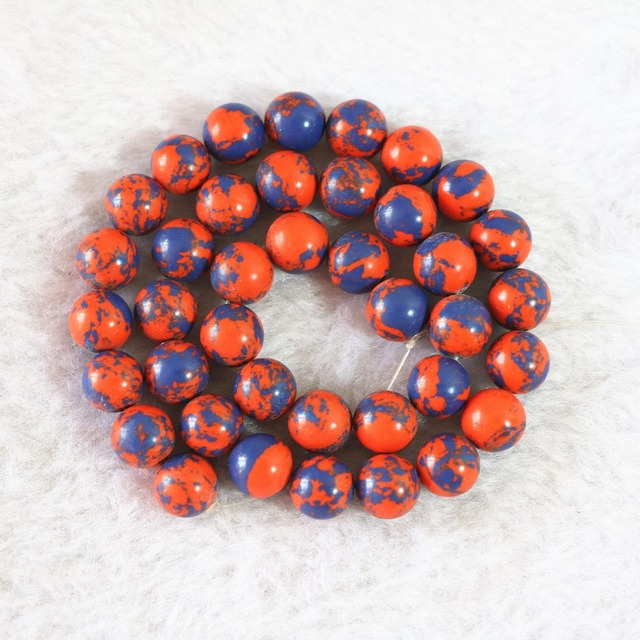 red phoenix lapis lazuli calaite turquoises stone 8mm 10mm 12mm 14mm