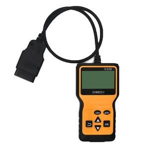 Image 3 - V310 OBD Auto Code Reader OBD2 Scanner Launch Car Check Instruments Engine Fault Diagnostic scanner Tool Car Diagnostics Tool