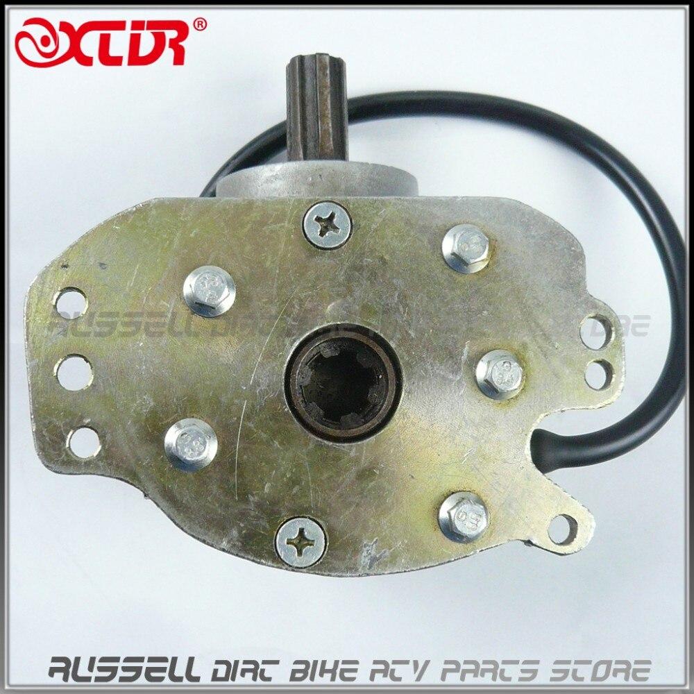 HOT SALE] 110cc ATV Rear Axle Transmission Gear box for