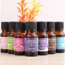 10 мл чистые натуральные эфирные масла для ароматерапии диффузоры эфирные масла освежитель воздуха органическое масло для снятия стресса TSLM1