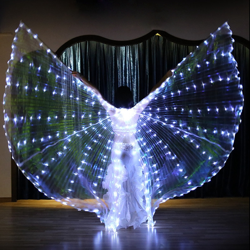 LED Dance Accessories Butterfly