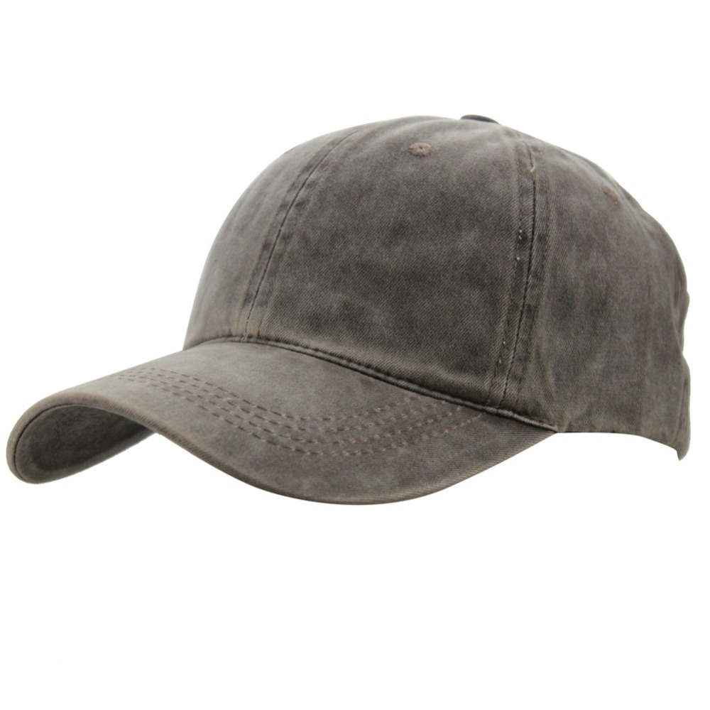 Unisex Classic Plain Washed Dyed Cotton Twill Low Profile Adjustable  Baseball Dad Ball Hat Cap-in Baseball Caps from Apparel Accessories on  Aliexpress.com ... 18cf525e815b