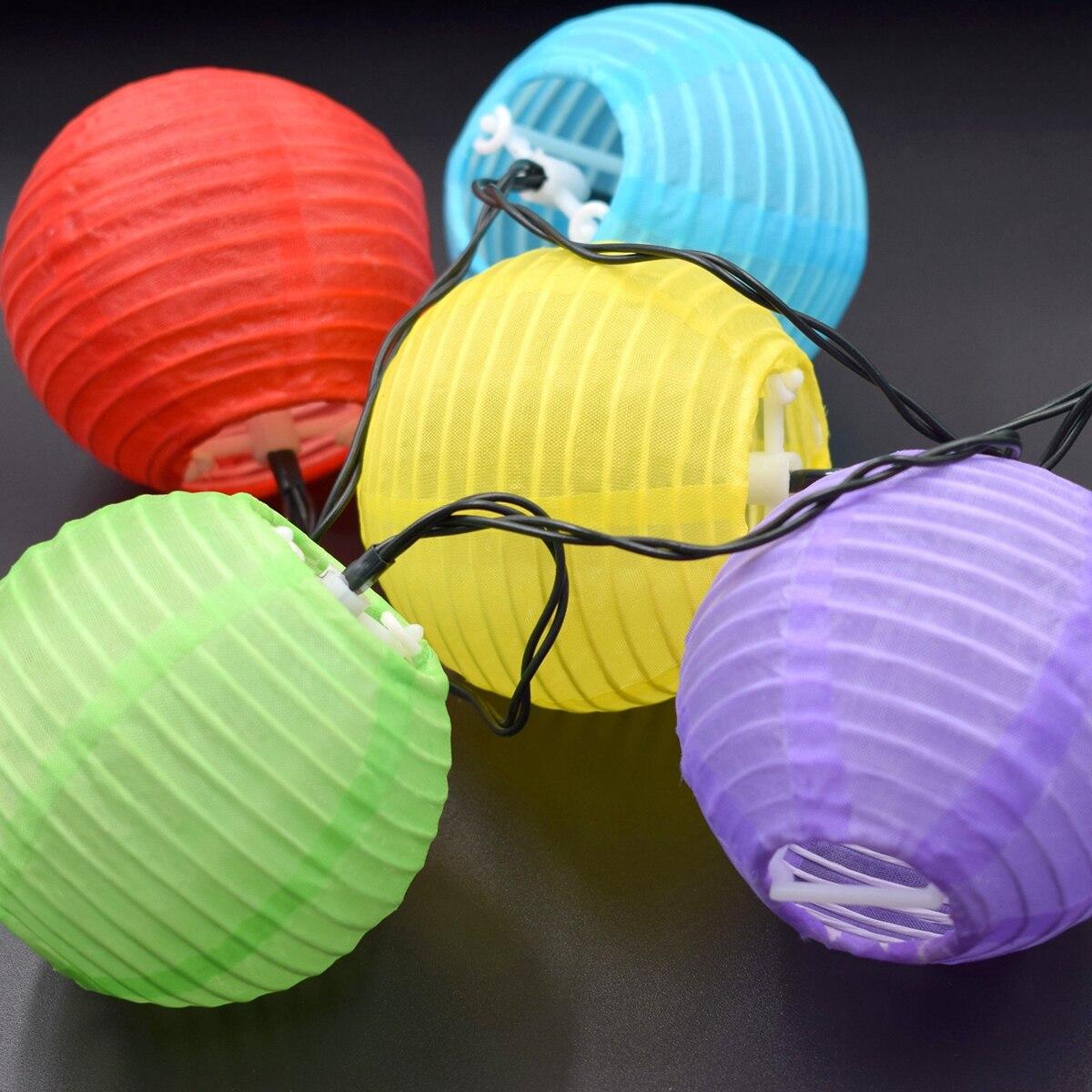 $ Cross-Border led Lights String Maple String Lights Halloween Battery Box Small Lanterns Wedding Holiday Outdoor Decorative Lights String 1.5 m 10 Light Battery Maple Leaf Warm Light A